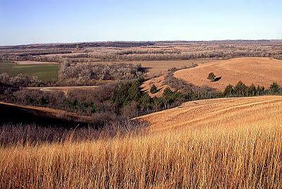 Kansas Northeastern Landscape
