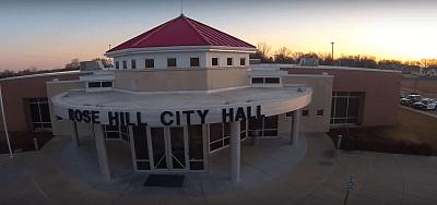 Rose Hill City Hall
